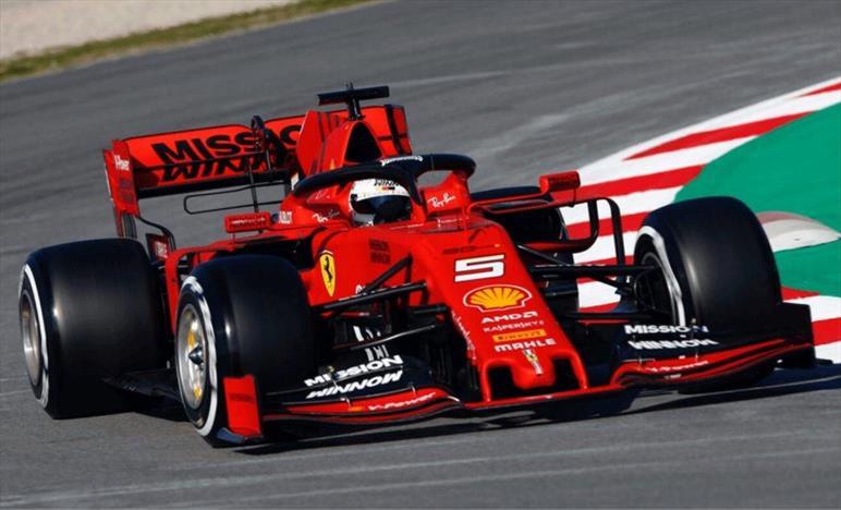 Gp Bahrain: tutta un'altra Ferrari
