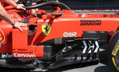 GP BAKU - ANALISI PROVE LIBERE: una Ferrari positiva ma troppo aggressiva sugli pneumatici