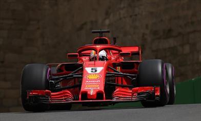 GP BAKU - ANALISI QUALIFICHE: Vettel e la Ferrari ci sono, Raikkonen molto meno