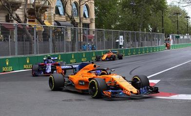 GP BAKU - MCLAREN MCL33: una gara positiva aspettando gli aggiornamenti