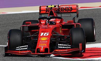 Gp Bahrain: un super Leclerc conquista la sua prima pole - Gp Barhain: Super Leclerc che conquista la sua prima pole