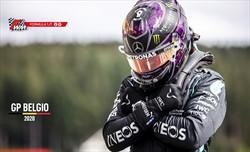 Gp Belgio: Hamilton festeggia sulle ceneri di una disastrosa Ferrari