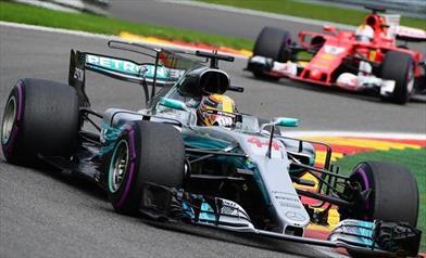 Gp Belgio: la pole è di Hamilton poi Vettel