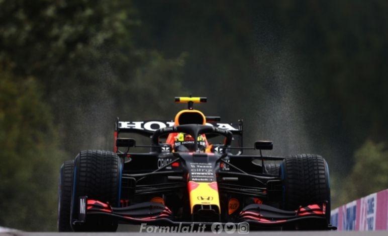 Gp Belgio - Qualifiche - Pole per Verstappen