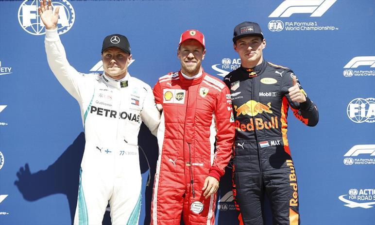 GP CANADA - ANALISI QUALIFICHE - Vettel ha fatto la differenza nel terzo settore