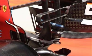 GP CANADA - FERRARI SF90: sono stati bocciati gli endplate dell'ala posteriore portati in Spagna - GP CANADA - FERRARI SF90: sono stati bocciati gli endplate dell'ala posteriore portati in Spagna