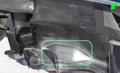 GP CANADA - MERCEDES W09: novità ai bargeboard e alla parte esterna del diffusore - GP CANADA - MERCEDES W09: novità ai bargeboard e alla parte esterna del diffusore