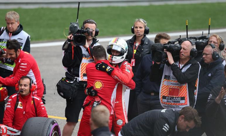 GP CINA - ANALISI QUALIFICHE: la Ferrari SF71H di oggi era imbattibile