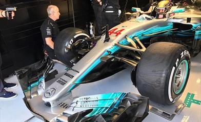 Gp Cina: Hamilton il più veloce con Vettel quarto