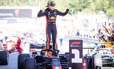 Gp d'Austria: Verstappen vince ed interrompe la serie di vittorie Mercedes - Gp d'Austria: Verstappen vince ed interrompe la serie di vittorie Mercedes