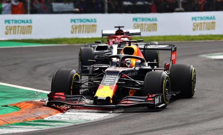 Gp d'Italia: Red Bull sesta e ottava con Albon e Verstappen