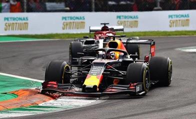 Gp d'Italia: Red Bull sesta e ottava con Albon e Verstappen - Gp d'Italia: Red Bull sesta e ottava con Albon e Verstappen
