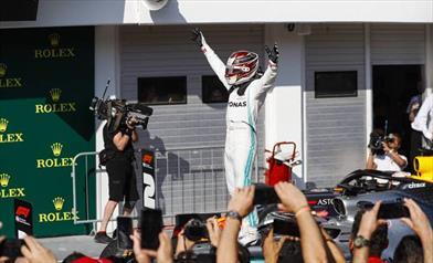 Gp d'Ungheria: Hamilton batte Verstappen nel finale, Bottas solo ottavo - Gp d'Ungheria: Hamilton batte Verstappen nel finale, Bottas solo ottavo