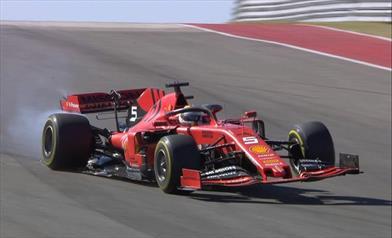 Gp degli Stati Uniti: Leclerc chiude quarto una gara disastrosa per la Ferrari