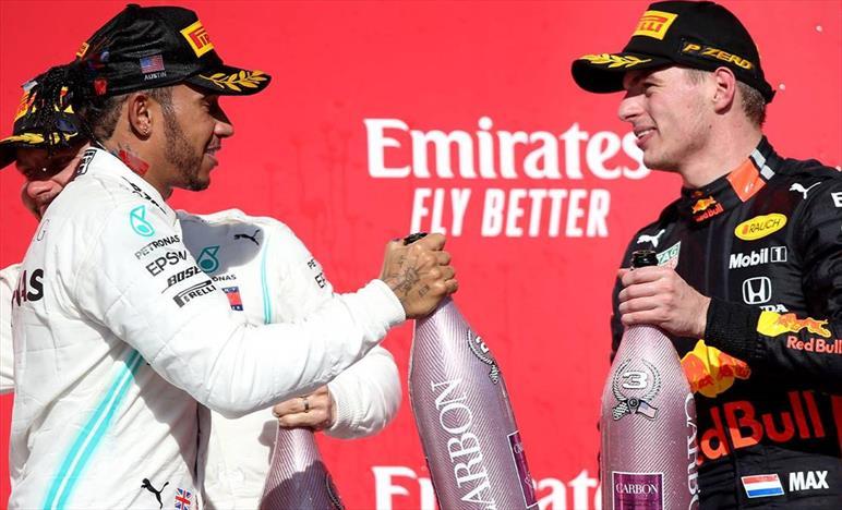 Gp degli USA: Verstappen sul podio, Albon quinto in rimonta