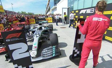 Gp del Canada: Vettel secondo e arrabbiato con i commissari - Gp del Canada:Vettel secondo e arrabbiato con i commissari