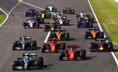 Gp del Giappone: gara rovinata in partenza per la Ferrari, secondo Vettel - Gp del Giappone: gara rovinata in partenza per la Ferrari, secondo Vettel