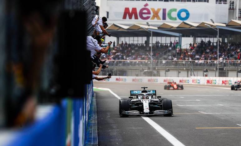 Gp del Messico: Mercedes soddisfatta per un risultato inatteso