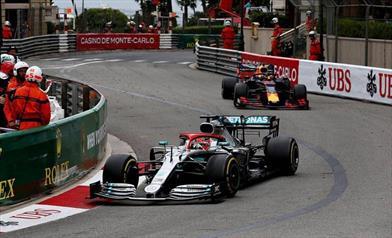 Gp di Monaco: Verstappen termina quarto dopo aver lottato fino all'ultimo giro per la vittoria