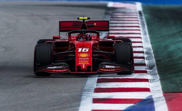 Gp di Russia: Ferrari in vetta nell'ultima sessione di libere