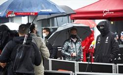 GP Eifel, prove libere: pioggia e nebbia bloccano i piloti