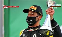 GP Eifel: Ricciardo riporta la Renault sul podio dopo 9 anni