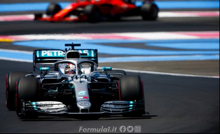 Gp Francia - Il momento della verità per Mercedes