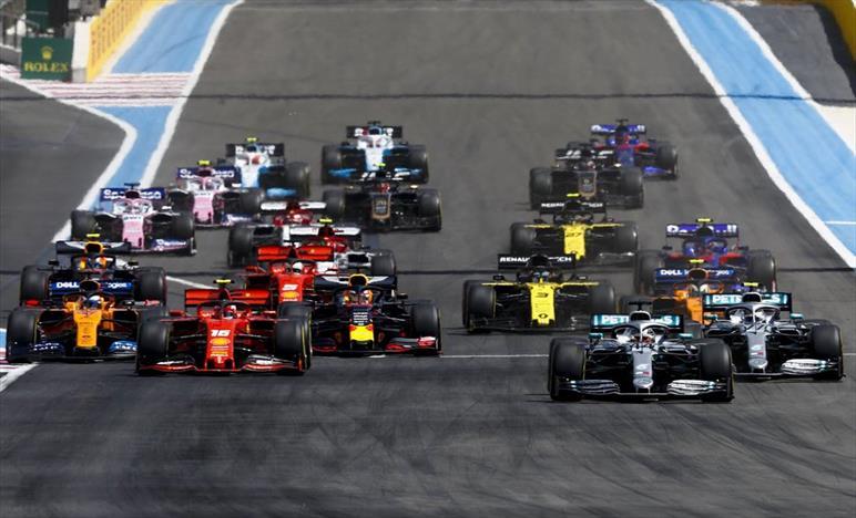 Gp Francia in Formula noia. Domina Hamilton