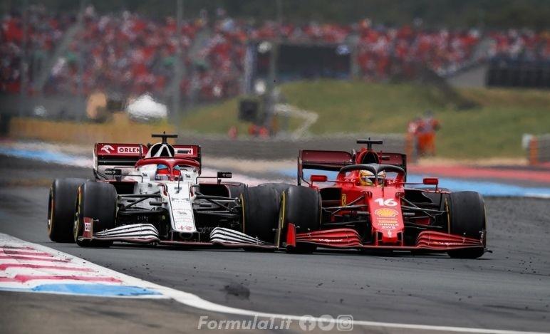 Ferrari - Gp Francia