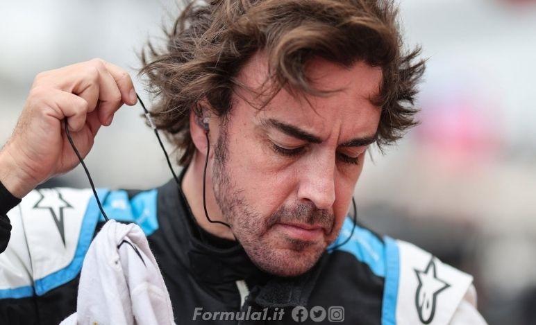 Fernando Alonso - Gp Francia