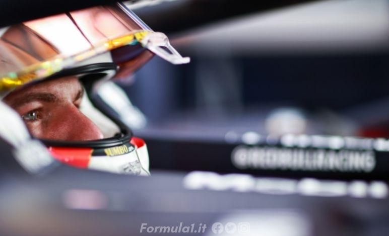 Gp Francia - Qualifiche - Verstappen vola, è in pole position