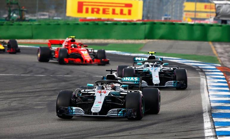 GP GERMANIA - ANALISI GARA: Hamilton con la soft aveva la miglior strategia