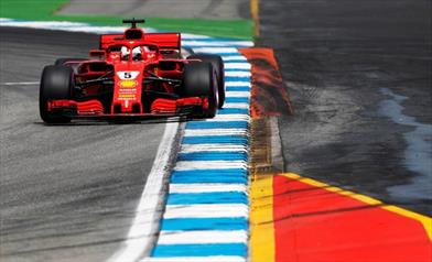 GP Germania, Ferrari illusione e disastro, la Mercedes ne approfitta