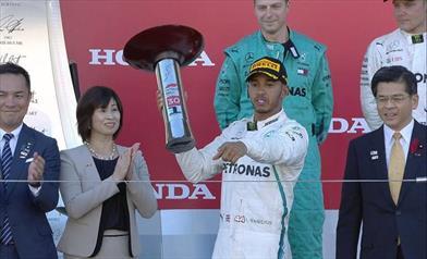 Gp Giappone - Dominio Mercedes, ma quella sospensione...