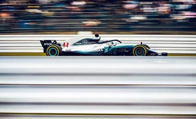 Gp Giappone: Pole di Hamilton, disastro Vettel solo 9/o