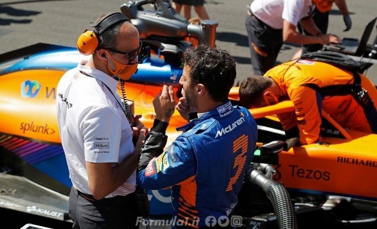 Gp Gran Bretagna 2021 - McLaren