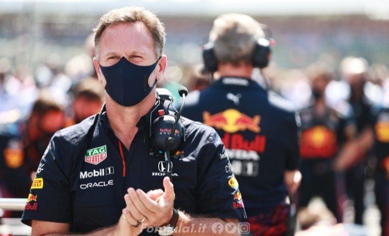 Gp Gran Bretagna 2021 - Red Bull
