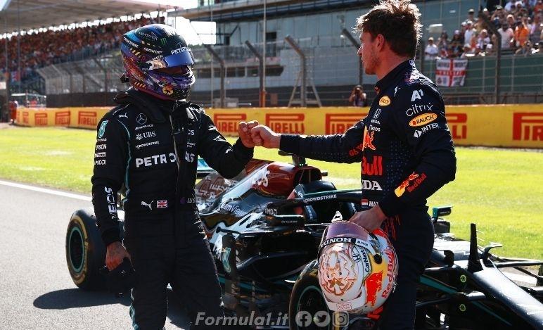 Gp Gran Bretagna - Qualifica Sprint - Pole per Verstappen