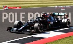 Gp Gran Bretagna, qualifiche: Hamilton padrone in casa propria