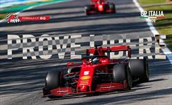 GP Italia, prove libere: le Mercedes volano, le Ferrari stentano