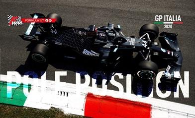Gp Italia, qualifiche: Hamilton pole da record, Ferrari prestazione da horror