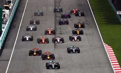 Gp Malesia - Vince Verstappen ma che Ferrari