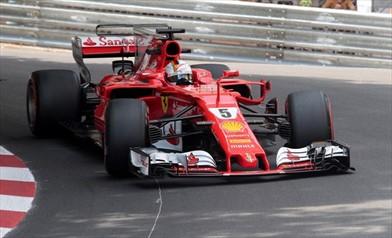Gp Monaco: Ferrari da urlo a Montecarlo