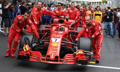 GP MONACO / GARA: Ferrari non è riuscita a sbloccare il potenziale dei nuovi aggiornamenti