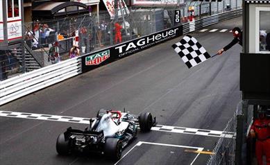 GP MONACO - GARA: Hamilton vince nel segno di Niki Lauda