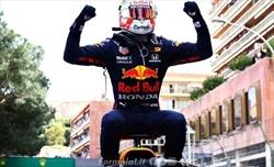 Gp Monaco - Gara - Vince Max Verstappen