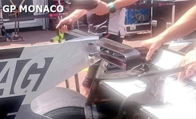 Gp Monaco: HAAS con la nuova T-Wing