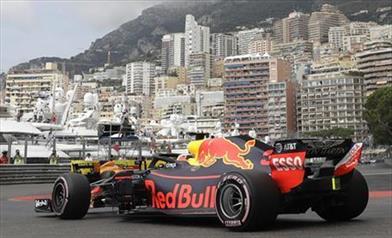 Gp Monaco: La Red Bull parte forte