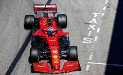 Gp Monaco - Prove libere - Ferrari in testa