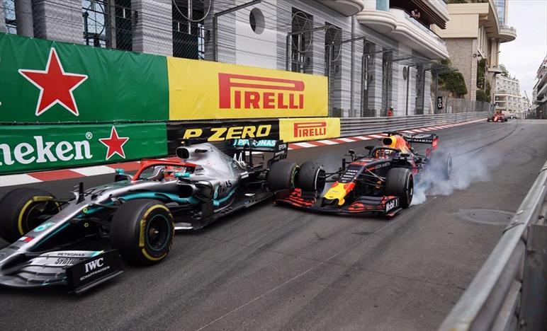 GP MONACO -  REGOLIAMOCI: ecco perchè i 5 secondi di penalità a Verstappen...